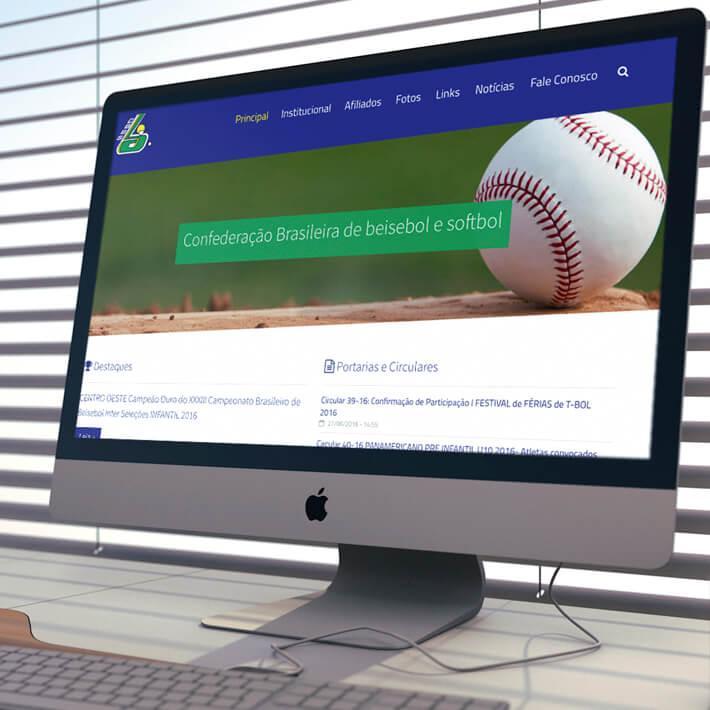 Cbbs - Confederação Brasileira de Beisebol e Softbol