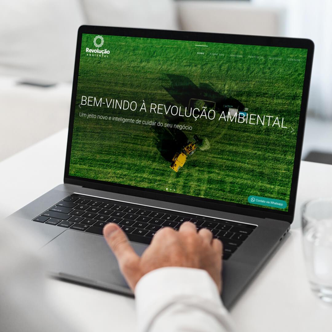 Revoluçao Engenharia Ambiental